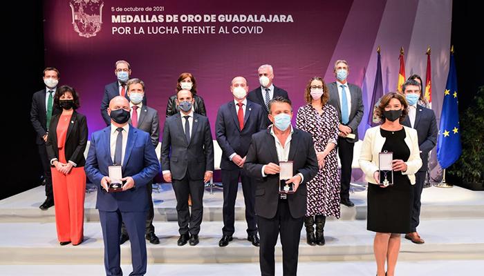 CCOO-Hábitat agradece al Ayuntamiento de Guadalajara el reconocimiento institucional a los trabajadores de sus contratas