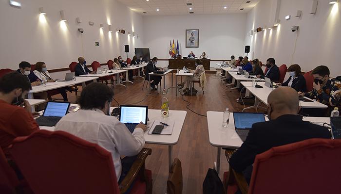 El Ayuntamiento de Guadalajara ha movilizado 10,5 millones de euros a la lucha contra el covid, en reactivar la economía local y en ayudar a las personas