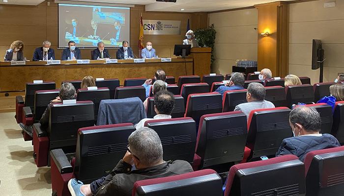 El CSN y la Asociación de Municipios en Áreas de Centrales Nucleares (AMAC) celebran la novena reunión de su comité de gestión