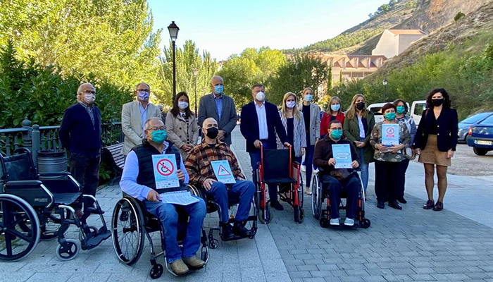 El Gobierno regional destina 1,8 millones de euros a las entidades locales para mejorar su accesibilidad