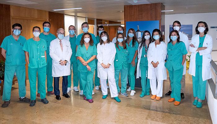 El Hospital de Guadalajara participa en un estudio que evalúa los resultados de la cirugía abierta y el uso de stents para tratar la obstrucción de la carótida en pacientes asintomáticos