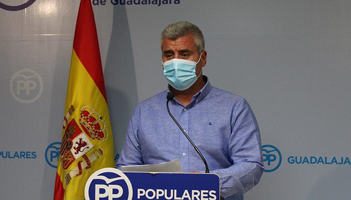 """Esteban asegura que el PP es el partido de la libertad """"porque creemos en España y creemos en un futuro en libertad para todos los españoles"""""""