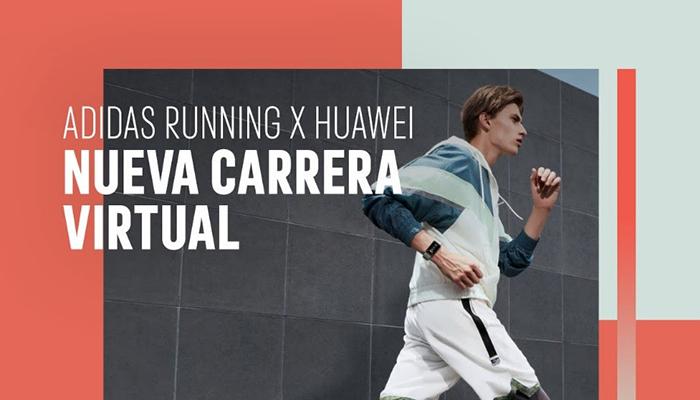"""Huawei y adidas Running presenta """"Faster Together"""", un reto que conecta a corredores de todo el mundo gracias a Runtastic"""