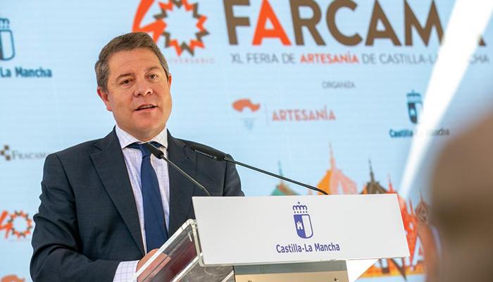 Page anuncia nuevos talleres de empleo por 12 millones de euros y desea que el próximo presupuesto regional concite apertura y consenso