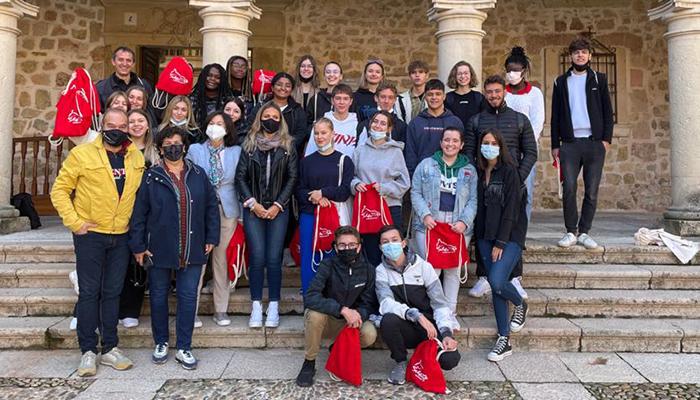 Vuelven los estudiantes internacionales a aprender español de la mano de Segontiae
